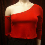 HOM 70s red top