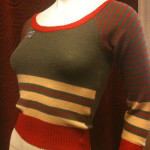 HOM 70s striped jumper 2