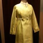 1960s daisy coat size 6