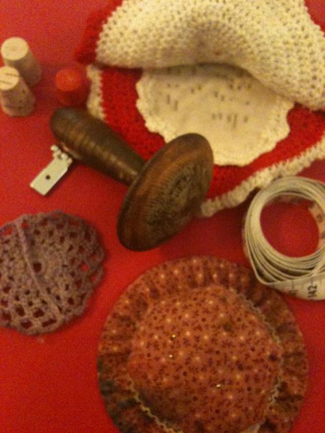 Sewing gear