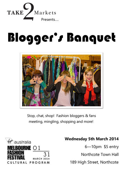 Banquet poster