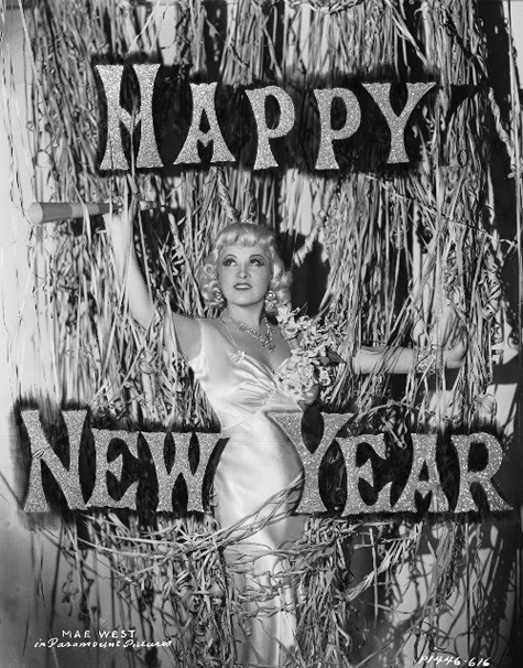 Happy new year Mae West 475